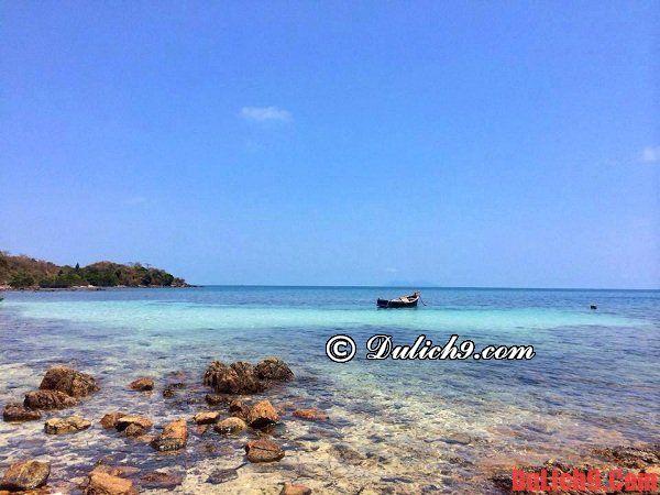 Hướng dẫn du lịch đảo Hải Tặc, Kiên Giang