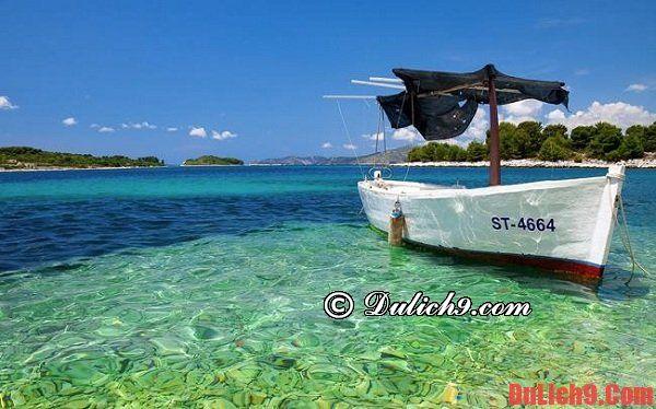 Hướng dẫn du lịch đảo Hải Tặc, Kiên Giang 2 ngày cuối tuần thú vị. Kinh nghiệm du lịch đảo Hải Tặc: Đi lại, ăn uống, cắm trại, đặt xe