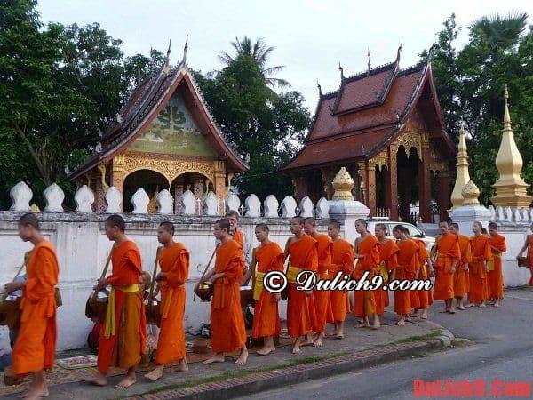 Hướng dẫn du lịch Luang Prabang, Lào