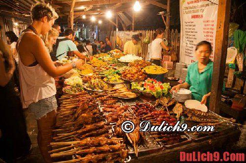 Tư vấn và hướng dẫn du lịch Luang Prabang, Lào vui vẻ và tiết kiệm