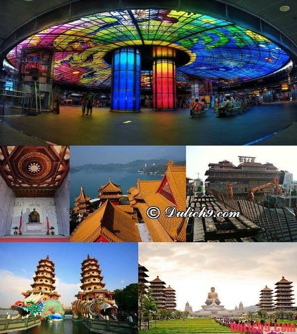 Những điểm vui chơi, tham quan và du lịch nổi bật nhất, nên đi nhất ở Cao Hùng