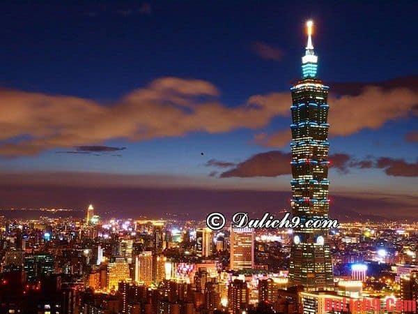 Kinh nghiệm du lịch Cao Hùng, Đài Loan