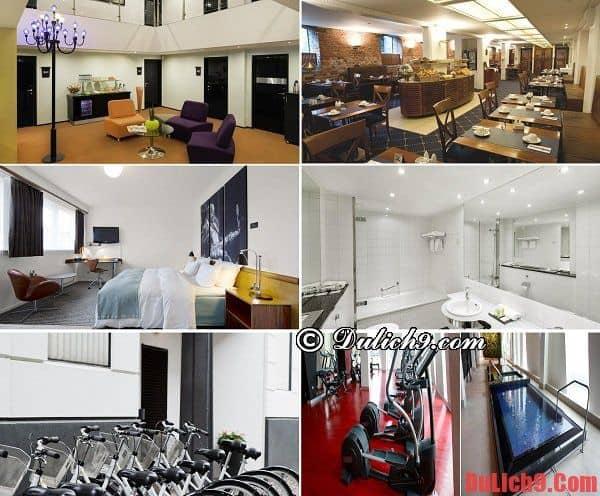 Nên đặt phòng khách sạn nào khi du lịch Copenhagen, Đan Mạch?