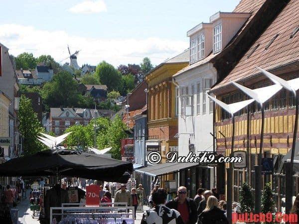 Những địa chỉ và kinh nghiệm mua sắm giá rẻ khi du lịch Copenhagen
