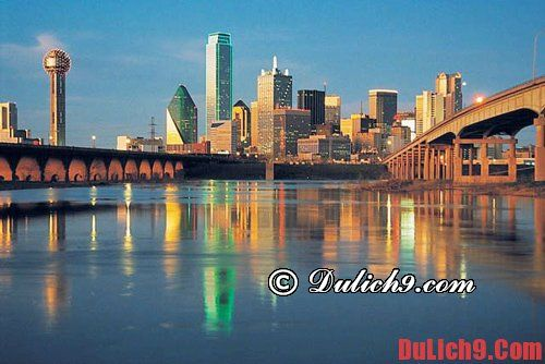 Chia sẻ kinh nghiệm du lịch Dallas