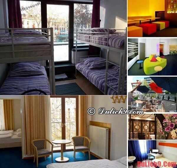 Những khách sạn, nhà nghỉ và kinh nghiệm đặt phòng khách sạn giá rẻ khi du lịch Frankfurt, Đức