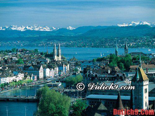 Chia sẻ kinh nghiệm du lịch Zurich