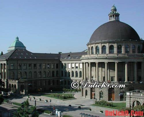 Địa điểm tham quan khi du lịch Zurich