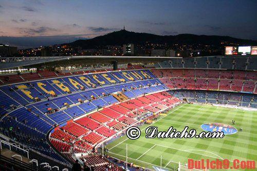Kinh nghiệm du lịch Barcelona đầy đủ