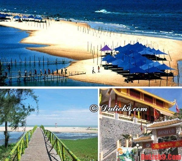 Địa điểm tham quan ở Long Hải