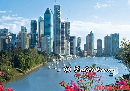 Hướng dẫn kinh nghiệm du lịch Brisbane