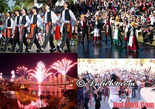Kinh nghiệm du lịch Brisbane mùa lễ hội