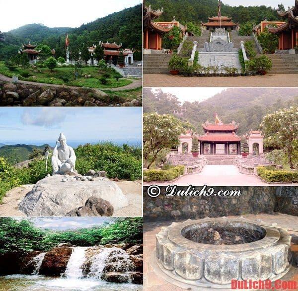 Những điểm tham quan, du lịch nổi tiếng nên đi khi du lịch Côn Sơn - Kiếp Bạc