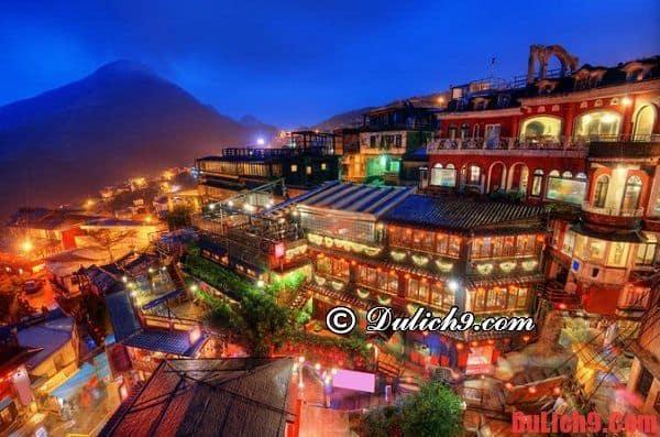 Kinh nghiệm du lịch Taipei (Đài Bắc) giá rẻ và tự túc