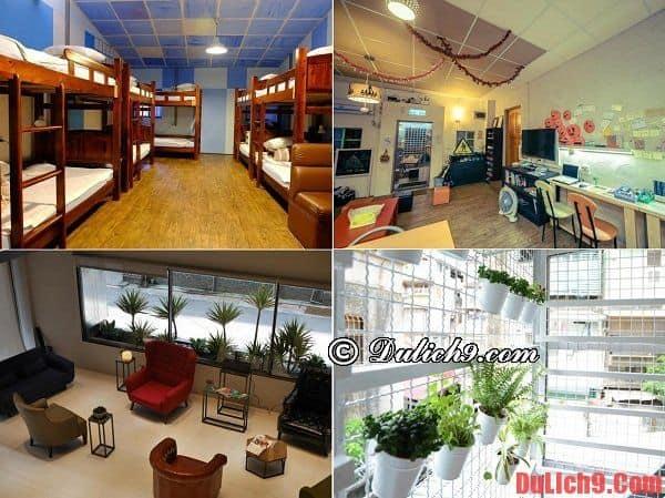 Kinh nghiệm, địa chỉ thuê khách sạn, nhà nghỉ, homestay giá rẻ, tiện nghi, đẹp và an toàn ở Taipei