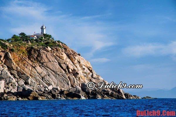 Điểm du lịch nổi tiếng và hấp dẫn ở đảo Bình Hưng