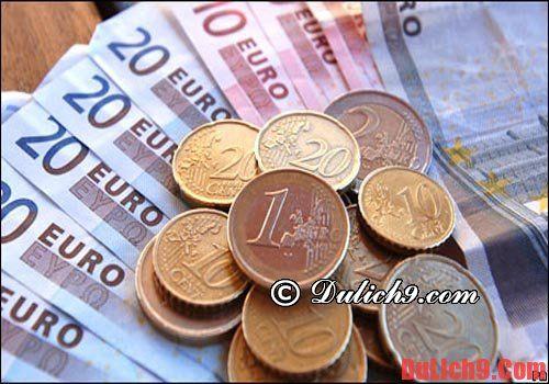 Chia sẻ kinh nghiệm đổi tiền khi du lịch Đức