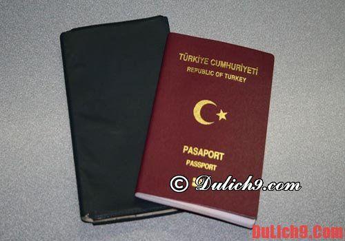 Kinh nghiệm xin visa khi du lịch Đức