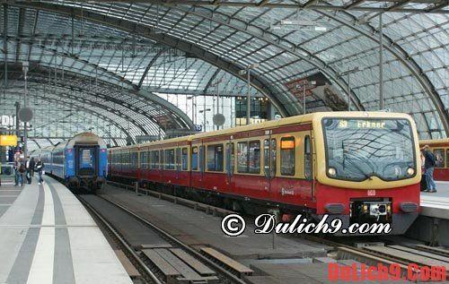 Kinh nghiệm du lịch Đức an toàn và đầy đủ