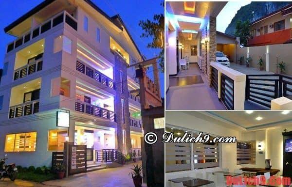 Khách sạn ở El Nido Philippines