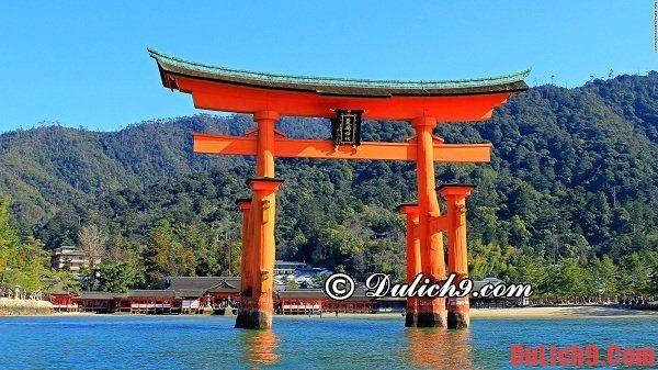 Kinh nghiệm du lịch Hiroshima, Nhật Bản tự túc