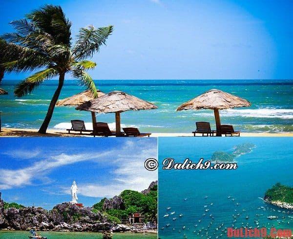 Địa điểm du lịch hấp dẫn ở Kiên Giang