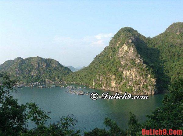 Hành trình trải nghiệm làm ngư dân ở làng chài Vồng Chiêng, Vịnh Hạ Long