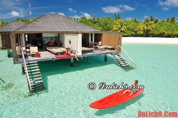 Phương tiện đi lại ở Maldives