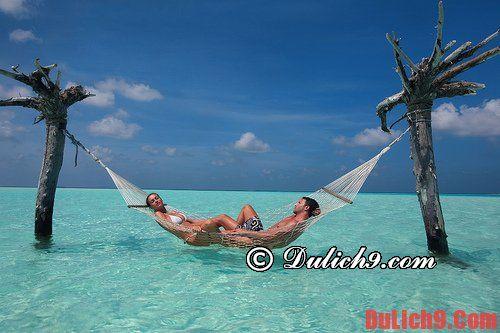 Hướng dẫn du lịch Maldives tự túc