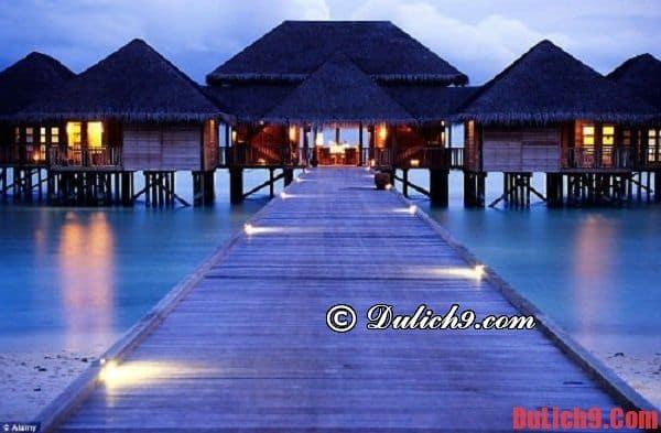 Kinh nghiệm du lịch Maldives tự túc