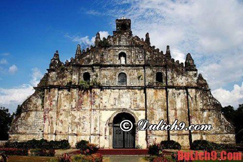 Kinh nghiệm du lịch Manila đầy đủ và chi tiết