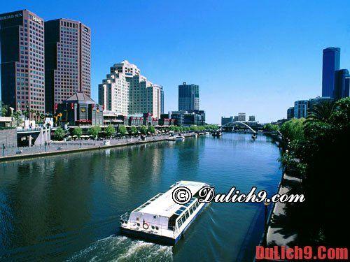 Kinh nghiệm du lịch Melbourne tự túc