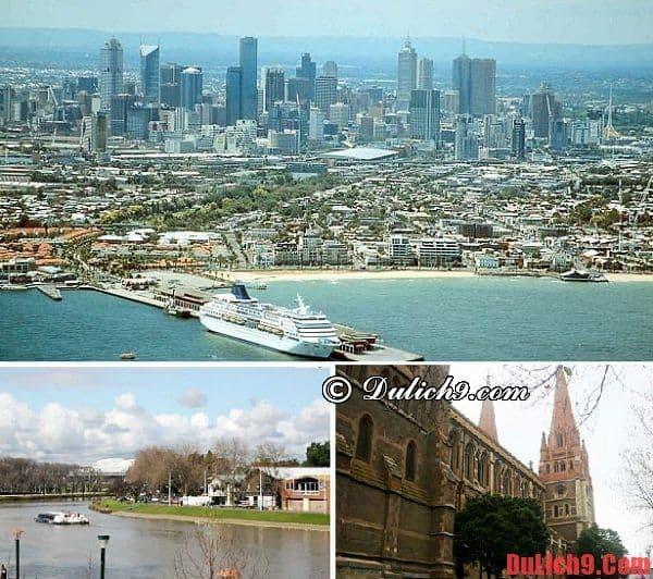 Địa điểm tham quan ở Melbourne
