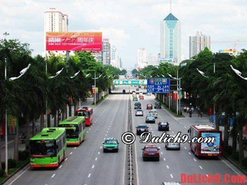 Kinh nghiệm du lịch Nam Ninh tự túc