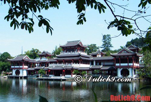 Hướng dẫn du lịch Nam Ninh, Trung Quốc