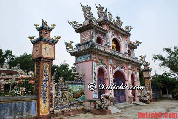 Những địa điểm tham quan hấp dẫn ở phá Tam Giang