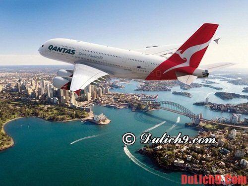 Tư vấn và kinh nghiệm săn vé may bay giá rẻ du lịch Sydney, Úc