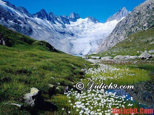 Kinh nghiệm du lịch Thụy Sĩ chi tiết