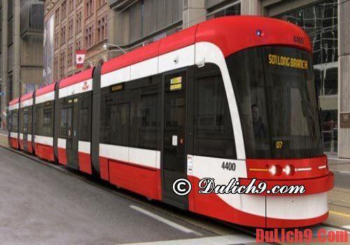 Kinh nghiệm du lịch Toronto thuận tiện