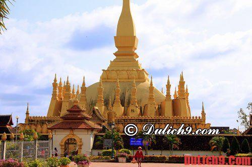 Kinh nghiệm du lịch Vientiane