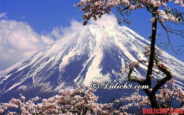 Kinh nghiệm leo núi Phú Sĩ cực cần thiết và quan trọng ai cũng phải biết