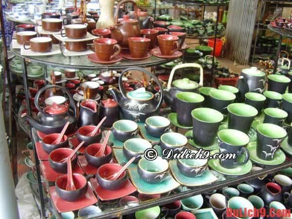 Kinh nghiệm tham quan du lịch làng gốm Bát Tràng
