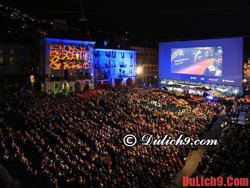 Lễ hội điện ảnh Thụy Sĩ, liên hoan phim Locarno