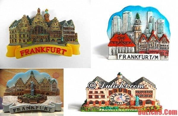 Mua gì làm quà khi du lịch Frankfurt, Đức?