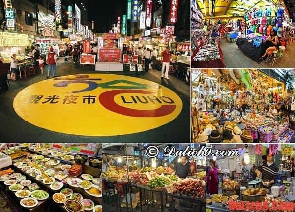 Chợ đêm Lục Hợp - Địa chỉ mua sắm giá rẻ nên đến nhất khi du lịch Cao Hùng, Đài Loan