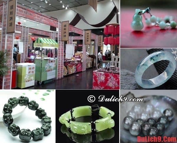 Chợ Ngọc Bích - địa chỉ mua sắm đồ trang sức hấp dẫn nên ghé qua một lần khi du lịch Cao Hùng, Đài Loan