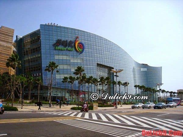 Dream Mall - Địa chỉ mua sắm hàng hiệu nổi tiếng nhất ở Cao Hùng