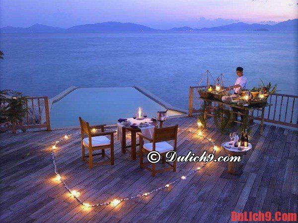 Nên du lịch tuần trăng mật ở đâu gần Hà Nội?