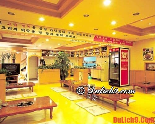 Tổng hợp những địa chỉ quán ăn ngon, rẻ và nổi tiếng ở Busan