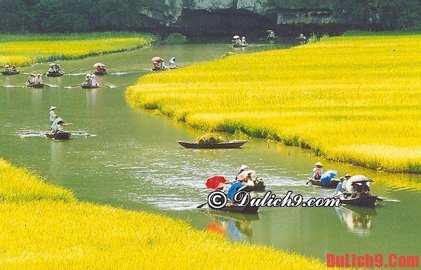 Điểm du lịch nổi tiếng ở Ninh Bình